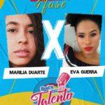 Votação Aberta: A Cantora Palmarense Eva Guerra está no Top 20 no Mostra o teu Talento