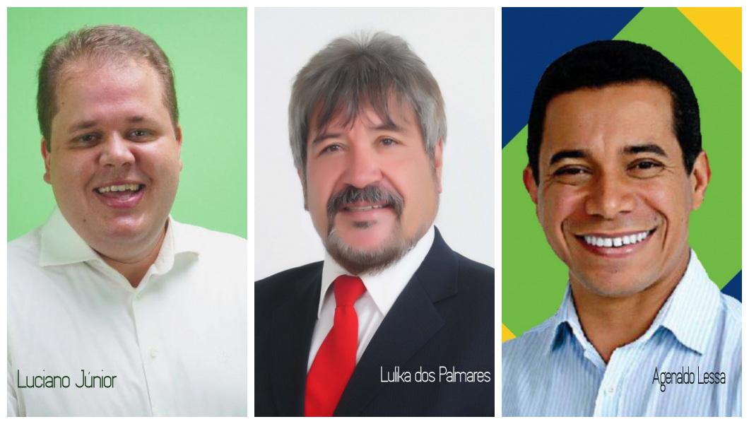 Coletiva: Lulika, Luciano e Agenaldo devem anunciar bloco de oposição nesta terça-feira