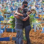 Brasil ultrapassa barreira das 100 mil mortes por Covid-19