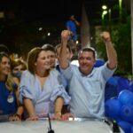 Palmares: Altair Júnior promove carreata em lançamento de campanha eleitoral