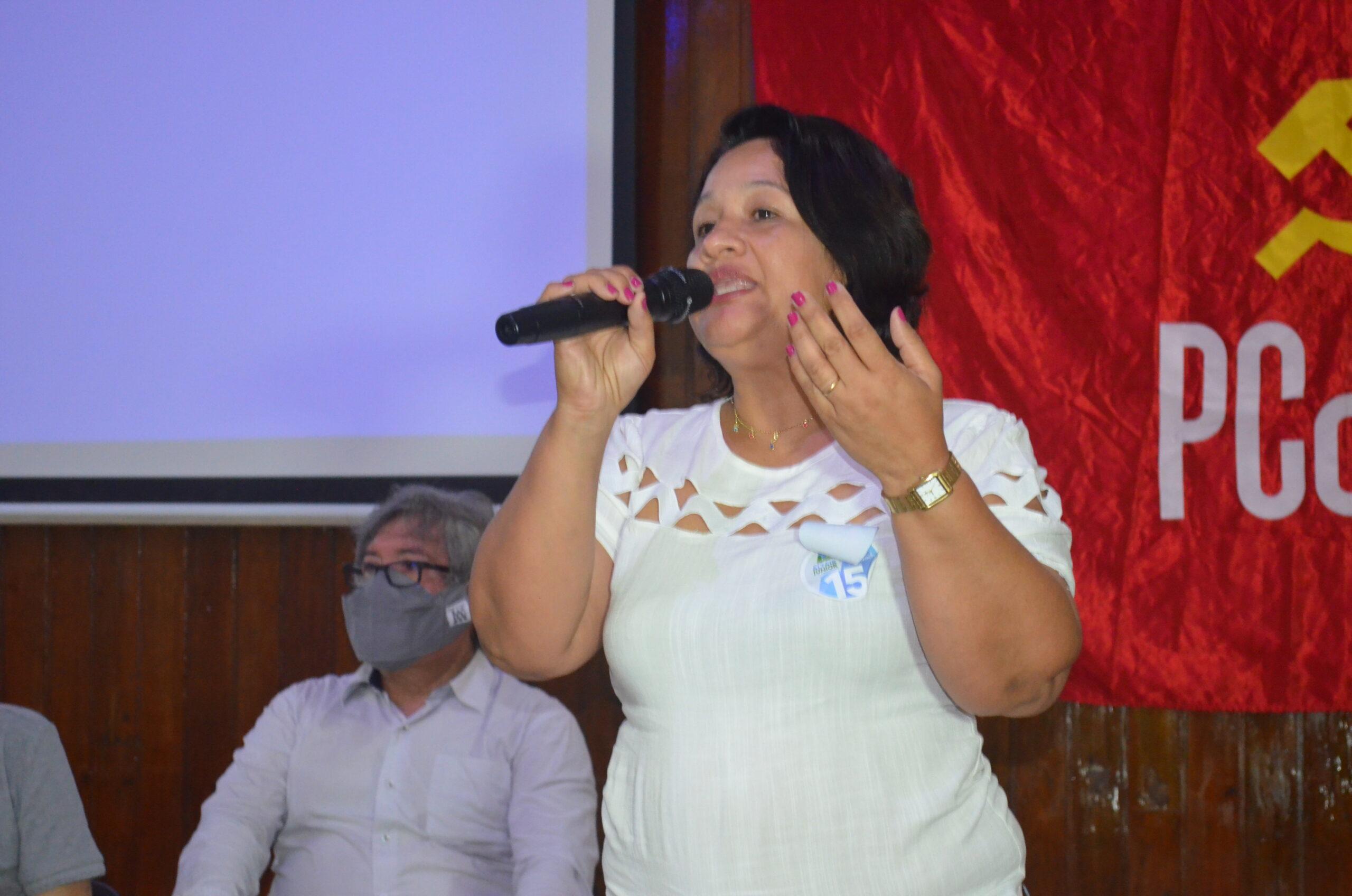 Rita Nascimento recebe apoiadores em Lançamento de Campanha