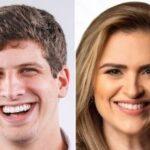 Pesquisa Datafolha Recife: votos válidos: João Campos, 50%; Marília Arraes, 50%