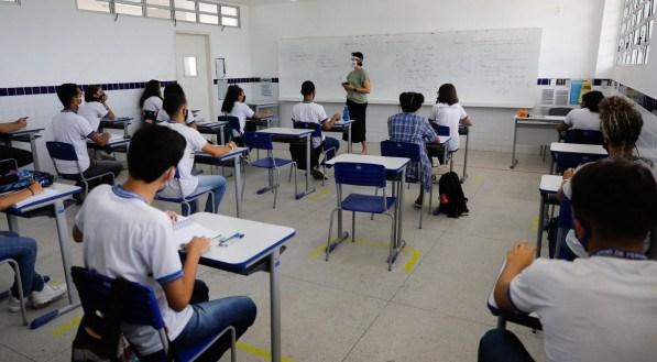 Alunos da rede estadual de Pernambuco não serão reprovados em 2020