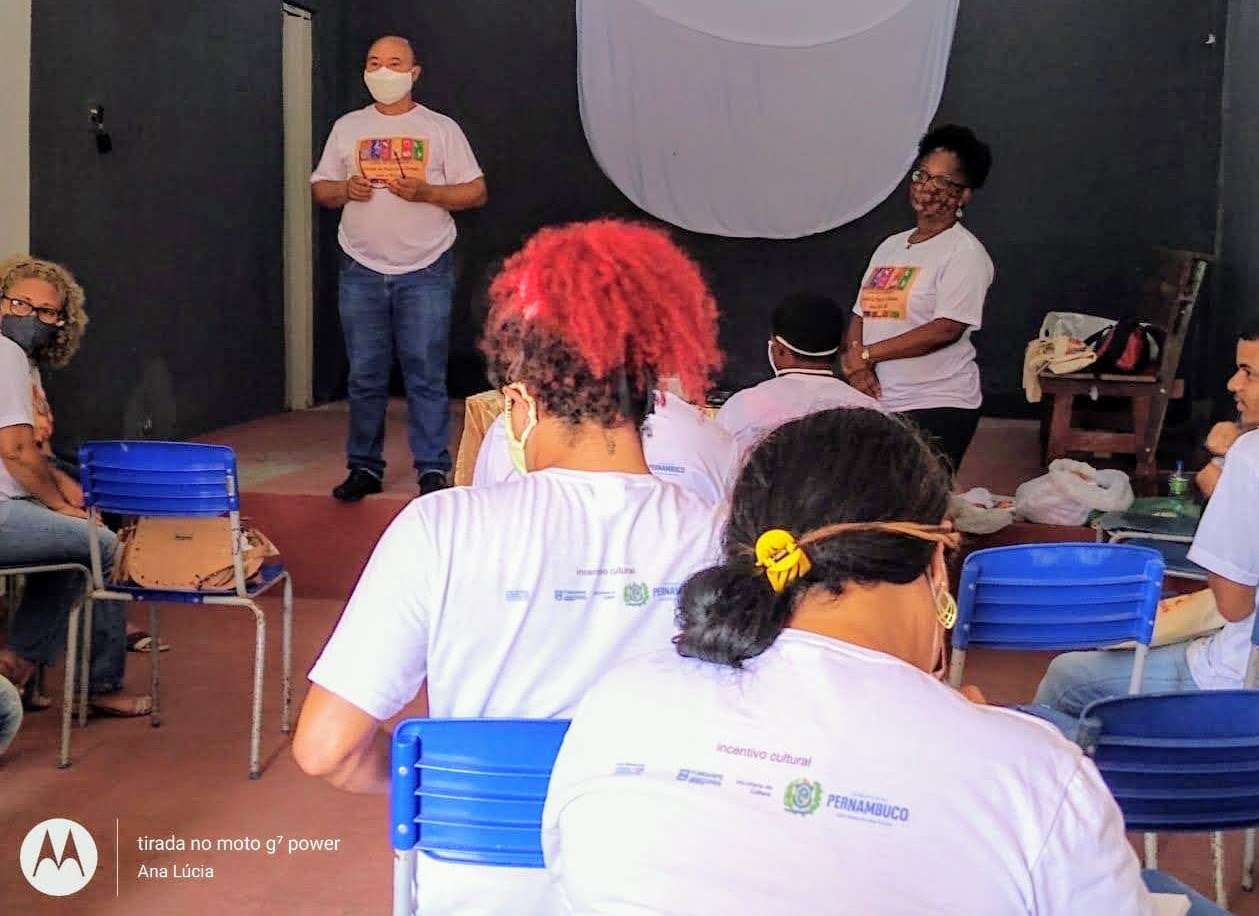 Produtores culturais da Mata Sul recebem formação em elaboração de projetos