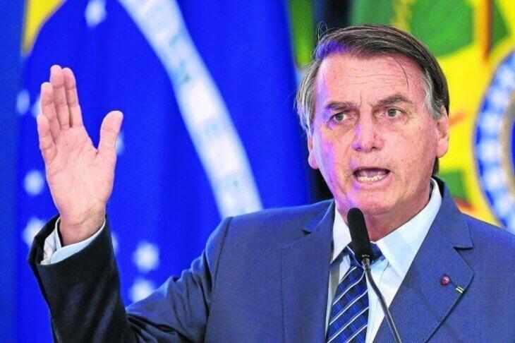 """Bolsonaro sobre Covaxin: """"Querem me julgar por corrupção? Vão se dar mal"""""""