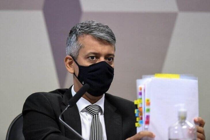 Aziz manda prender Roberto Dias, apontado como responsável por pedido de propina