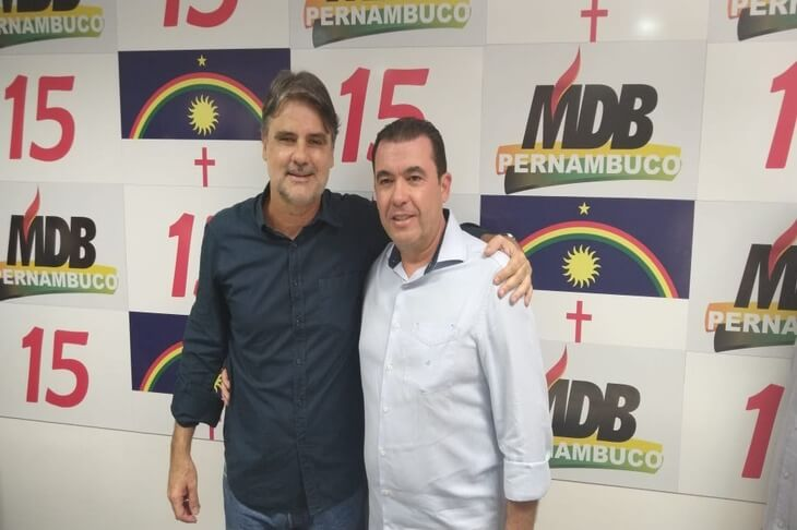MDB convida Altair Junior para disputar mandato de deputado estadual