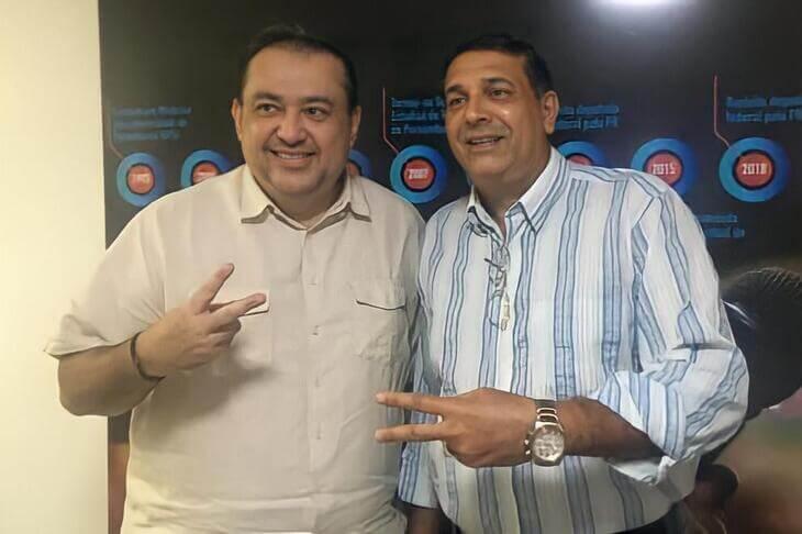 Coronel Souza Filho aceitou convite para concorrer a uma vaga de Deputado Federal