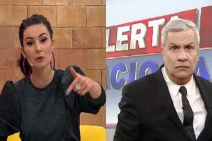Nathalia Arcuri pede demissão da RedeTV! após emissora não punir Sikêra Jr.