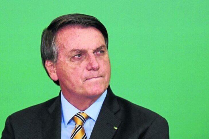 É a primeira vez que um presidente da República pede o impeachment de um ministro do STF