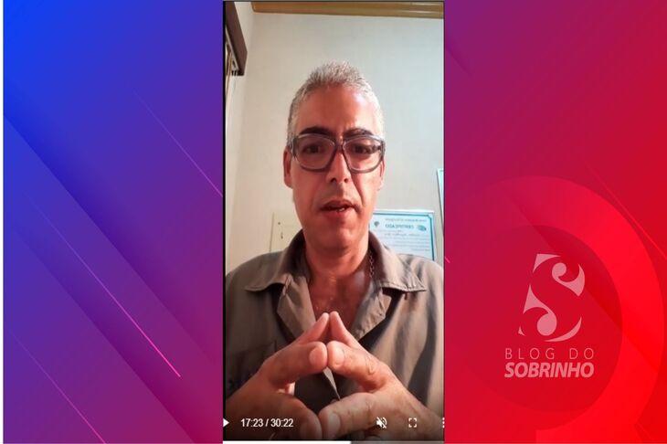 Noé de Enó denuncia Assédio Moral no SAAE de Palmares