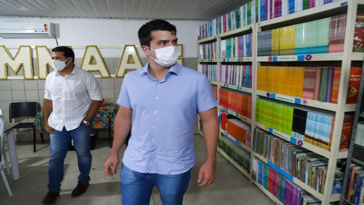 Palmares: Antonio Coelho anuncia R$ 1 milhão para infraestrutura e confirma liberação de R$ 1 milhão para saúde