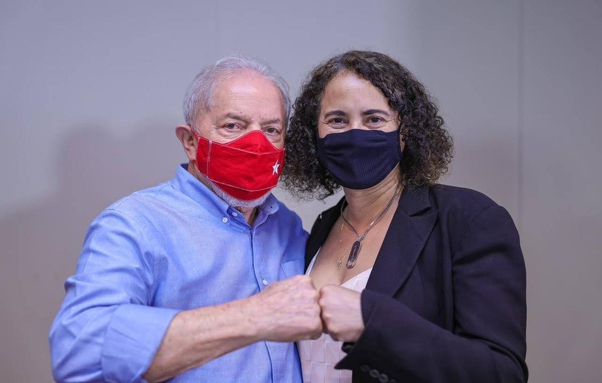 Em Brasília, Luciana Santos e lideranças do PCdoB se reúnem com Lula